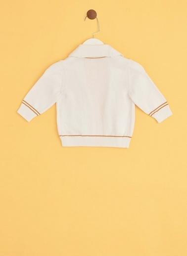 BG Baby Hırka Beyaz